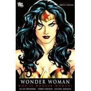 Wonder Woman Who is Wonder Woman by Allan Heinberg