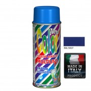 Vopsea Spray Multisuprafete Albastru RAL 5017 Tuttocolor Macota