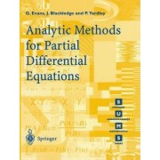 Analytic Methods for Partial Differential Equations by G. A. Evans