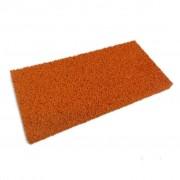 Burete de schimb rosu dur, pentru drisca 280x140mm
