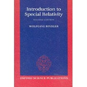 Introduction to Special Relativity by Wolfgang Rindler