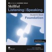 Skillful Foundation Level Listening & Speaking Student's Book Pack by Steve Gershon