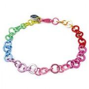 Hamleys Rainbow Chain Link Bracelet Multicolour