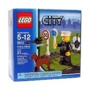 Lego City Set #5612 Exclusive Mini Figure Police Officer (japan import)