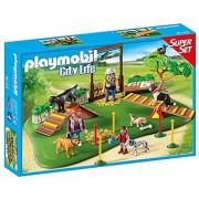 PLAYMOBIL Dog Park SuperSet Building Kit