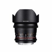 Samyang 10mm T3.1 VDSLR ED AS NCS CS II - Fujifilm X
