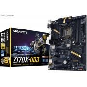 Gigabyte ga-Z170X-UD3 Z170 chipset LGA 1151 (Skylake) Motherboard