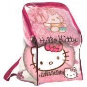 Mondo 18544 - Hello Kitty set de playa (mochila, pelota, poncho)