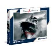 Clementoni - Puzzle de 1000 piezas, diseño Rescue at Sea (39351.0)