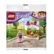 LEGO Friends: Stephanie's Bakery Stand Set 30113 (Insaccato)