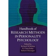 Handbook of Research Methods in Personality Psychology by Richard W. Robins