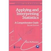 Applying and Interpreting Statistics by Glen McPherson