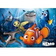 Clementoni 20073 - Puzzle 3D Nemo (2), 104 Pezzi