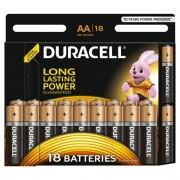 Baterie Duracell Basic AA LR06 18buc
