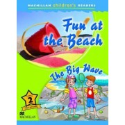 Macmillan Children's Readers Fun at the Beach Level 2 by Joanna Pascoe