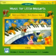 Music for Little Mozarts: Music Lesson Book 2-Music Discovery Book 2