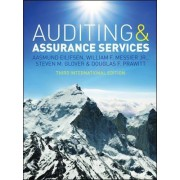 Auditing and Assurance Services, Third International Edition with ACL software CD by Aasmund Eilifsen