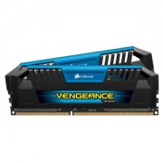 Memorie Corsair Vengeance Pro 8GB (2x4GB) DDR3 PC3-15000 CL9 1.5V 1866MHz Dual Channel Kit, Black/Blue, CMY8GX3M2A1866C9