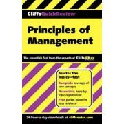 Principles of Management by Ellen A. Benowitz