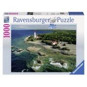 Ravensburger puzzle peninsula bruce, 1000 piese