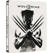 The Wolverine BluRay 3D Steel Book 3 discuri