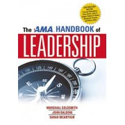 The AMA Handbook of Leadership by Marshall Goldsmith