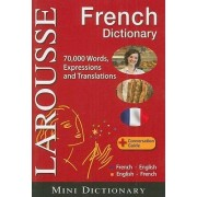 Larousse Mini Dictionary: French-English / English-French by Larousse