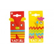 Tatiri houten letter N