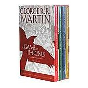 A Game of Thrones (The Graphic Novels Volume 1-4)