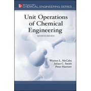 Unit Operations of Chemical Engineering by Warren L. McCabe