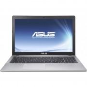 Laptop Asus X550VX-GO636, 15.6 HD Glare LED, Intel Core i5-7300HQ, nVidia GTX-950M 2GB, RAM 4GB DDR4, HDD 1TB, EndlessOS, Glossy Gray