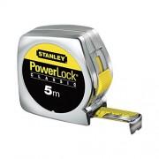 Stanley Powerlock - Cinta métrica (5 m)