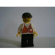 Lego Studios Director Minifigure - Director Steven Spielberg
