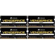 Kit Memorie Laptop Corsair Vengeance 4x16GB DDR4 2400MHz CL16 Quad Channel