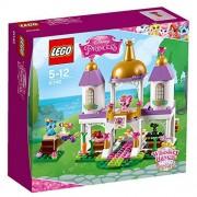 Lego Disney Princess - 41142 - Jeu de Construction - Le Château Royal des Palace Pets