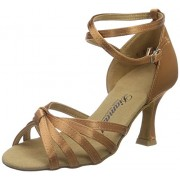 DiamantDiamant Damen Latein Tanzschuhe 109-087-379 - Zapatillas de Baila Moderno y Jazz Mujer