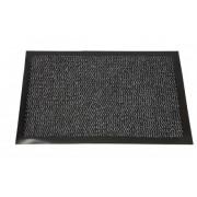 Textilbetétes lábtörlő, antracit/Cikksz:111028