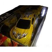 Radio Control Rad Racers Speed Series Race Car Yellow