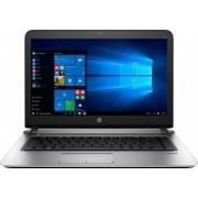 Laptop HP ProBook 440 G3 Intel Core Skylake i3-6100U 128GB 4GB Win10Pro FPR Bonus Bitdefender Antivirus Plus 2016
