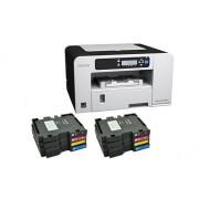 Ricoh SG 2100n Цветен офис принтер в комплект с 2 х 4 бр. стандартни стартови касети / 1 /
