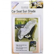 Mommy's Helper Car Seat Sun Shade (4-Pack)