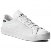 Pantofi adidas - Courtvantage W BY9239 Ftwwht/Ftwwht/Ftwwht