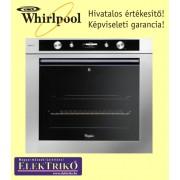 Whirlpool AKZM 6540/IXL beépíthető elektromos sütő