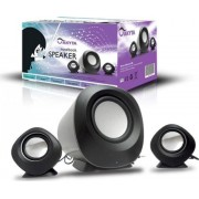 Sistem audio 2.1 Akyta A81 Argintiu-Negru