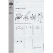 Oxford Reading Tree: Level 8: Workbooks: Workbook 1: The Kidnappers and Viking Adventures by Thelma Page