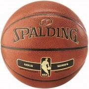 Spalding Basketball NBA GOLD (Indoor/Outdoor) - orange   6