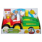 Little People - Tractor cantarín Fisher-Price (Mattel BJT42)