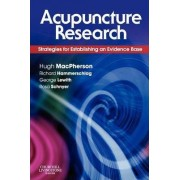 Acupuncture Research by Hugh MacPherson