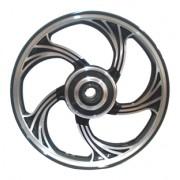 Rodão 5 Palheta Brasileirinho Titan Fan 09 Diamantado (Grafite) Fabreck