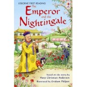 The Emperor and the Nightingale: Level 4 by Hans Christian Andersen